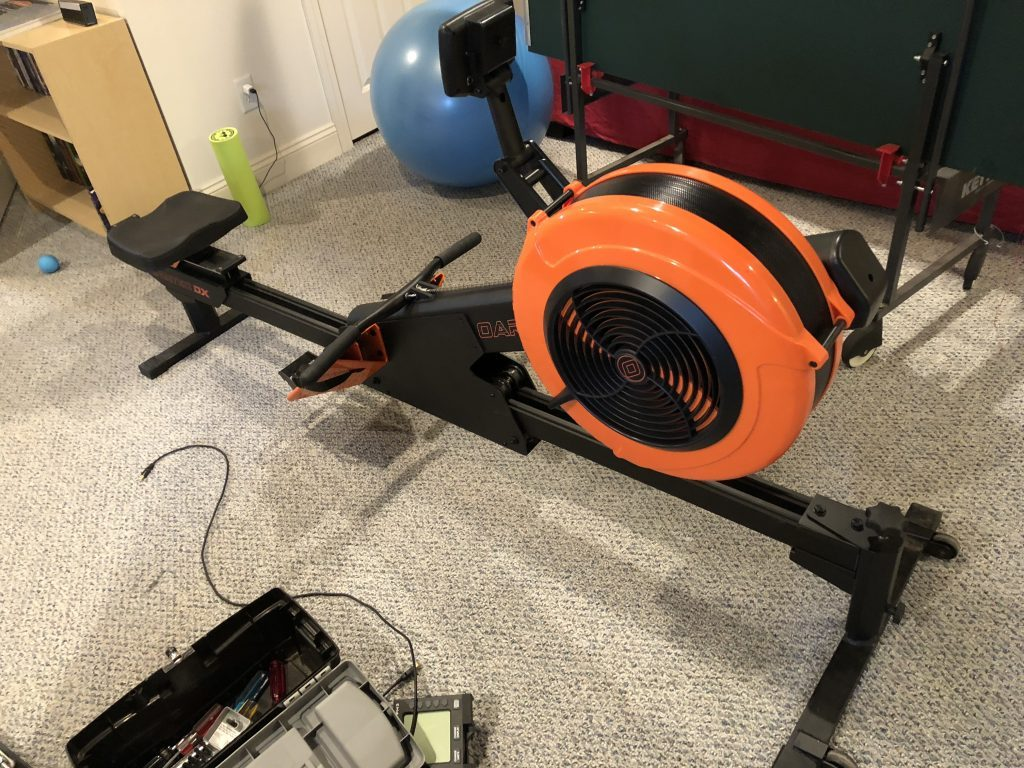 Oartec DX – First Impressions – Rowing Analytics