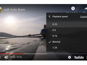 Rowing Video Analysis Made Easy