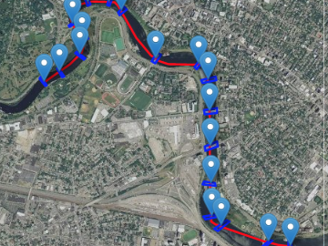Charles River GPS Speed Orders –  Results!